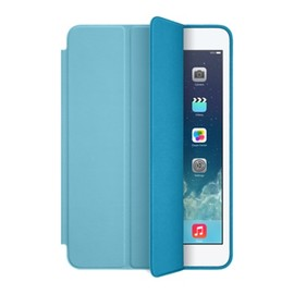 Apple - iPad mini Smart Case Blue