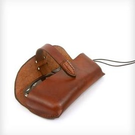 RED CLOUDS COLLECTIVE - Leather Glasses Case