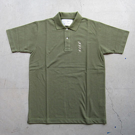 MOUNTAIN RESEARCH - Regular Polo Kahki