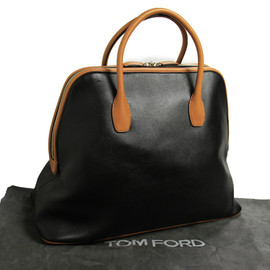 TOM FORD - TOM FORD BLACK TOTE SHOPPIN