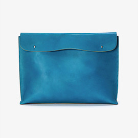 hobo - SHADE LEATHER CLUTCH BAG