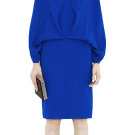 Acne - Tandy Struct Royal blue