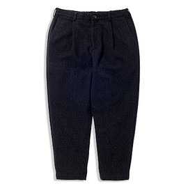 UNIVERSAL PRODUCTS - HERRINGBONE EASY SLACKS