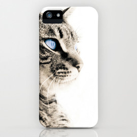 "society6 - iPhone5 case ""Blue eyes"""