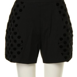 Cry - curved shorts