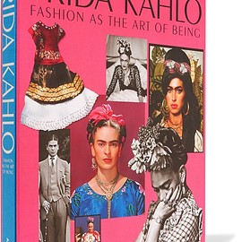 Assouline - Frida Kahlo: Fashion As The Art Of Being hardcover book
