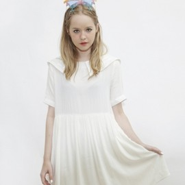 Sailor Dress White 1