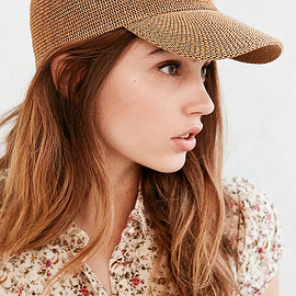 Urban Outfitters - Straw Baseball Hat