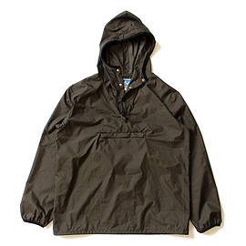 Powderhorn Mountaineering - MOUNTAIN EASY PULLOVER PHM-17-001 ナイロンアノラック