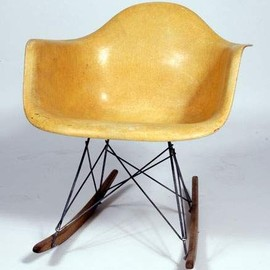 Charles & Ray Eames - Rocking Armchair TOD (RAR)