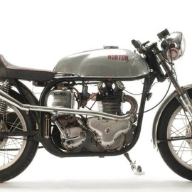 Norton - ES2/Model 77 Café Racer 1960