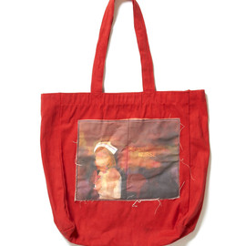 Sonic Youth - SONIC NURSE Cotton Tote Bag designed by Richard Prince