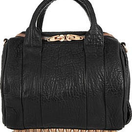 Alexander Wang - Rockie textured-leather tote