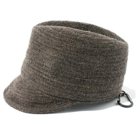 and wander - mohair blade cap