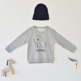 "CLASKA Gallery & Shop ""DO"" - MAMBOスウェット 110"