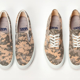 "VANS x BEAUTY&YOUTH: ERA ""ANIMAL PACK"""