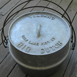 VOLCANO - Big Dutch Oven