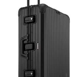 RIMOWA - topaz black collection