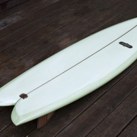Almond Surfboards - Sandia Fish