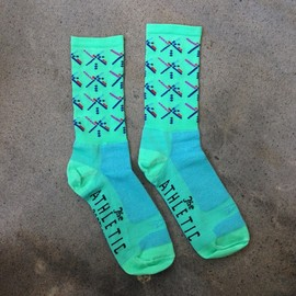 THE ATHLETIC - PDX AIRPORT SOCKS