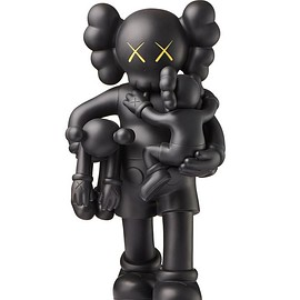 KAWS - KAWS CLEAN SLATE (Black)