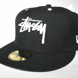 Stussy - stussy × new era 59FIFTY