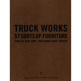 TRUCK - TRUCK WORKS 57 SORTS OF FURNITURE
