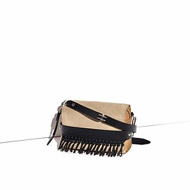 3.1 Phillip Lim - 'Bianca' Small Flap Crossbody With Fringe