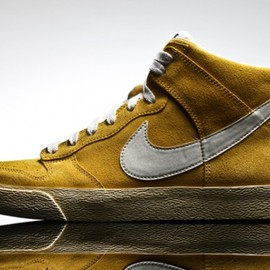 Nike - Nike Dunk High AC Vintage Pack - Yellow