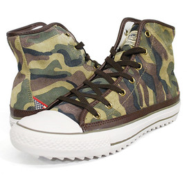 Denim & Supply - Denim & Supply Ralph Lauren (デニム&サプライ ラルフローレン) CANVAS SHOES HI スニーカー CAMO