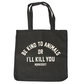 Morrissey - Be Kind To Animals Tote