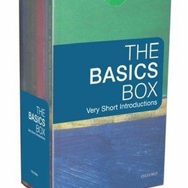 Oxford Oxford  - The Basics Box: Very Short Introductions Boxed Set