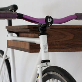 Reclamation Art Furniture - The Bike Valet