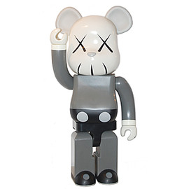 MEDICOM TOY - KAWS 1000% BE@RBRICK (2002)
