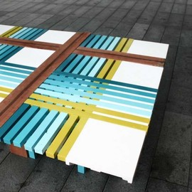 Raw-Edges Design for DilmosMilano - RainbowBench