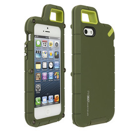 iPhone5 ケース - 【pure gear】 PX360 Extreme Protection System foriPhone 5 (green)