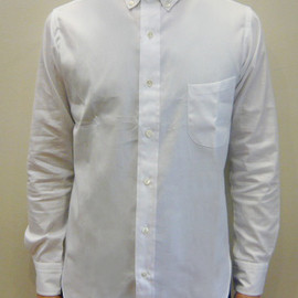 m's braque - Button Down Shirt - Oxford