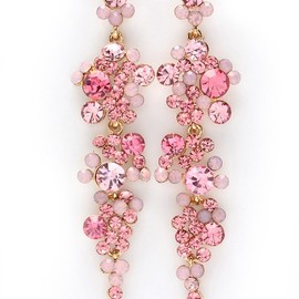 Sugary Crystal Earrings