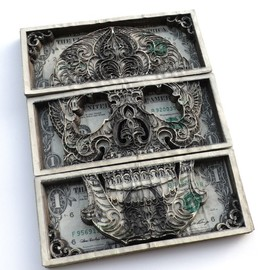 Scott Campbell - Dollar engraving art & other cool stuff