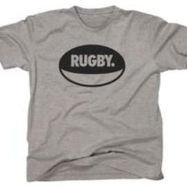 Rugby Period Logo Tee