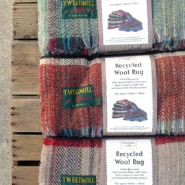 Tweedmill - Recycled Wool Rug