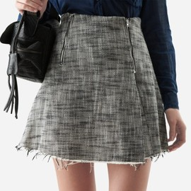 Acne - castle skirt
