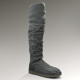 UGG Australia - Over the Knee Twisted Cable