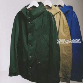JUNYA WATANABE COMME des GARCONS MAN - x Mackintosh Coats