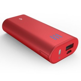 cheero - Power Plus 2 mini 6000mAh RED