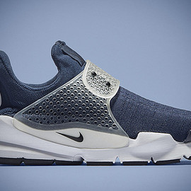NIKE - Sock Dart - Midnight Navy/White