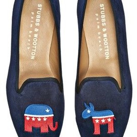 Stubbs & Wootton - stubbs & wootton election slipper