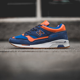 New Balance - M1500NO - Navy/Orange