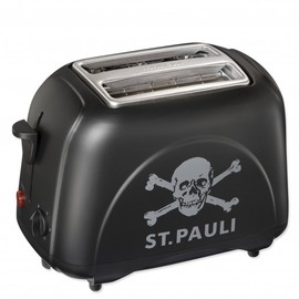 FC ST. PAULI - Skull and crossbones toaster