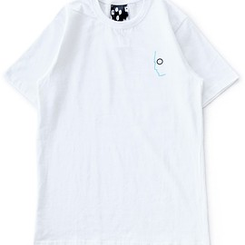 P.A.M. - COMMUNECATION S/S Tee (white)